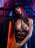 Brittny Ward in Rooftop Vibes by Playboy Plus (nude photo 6 of 12)