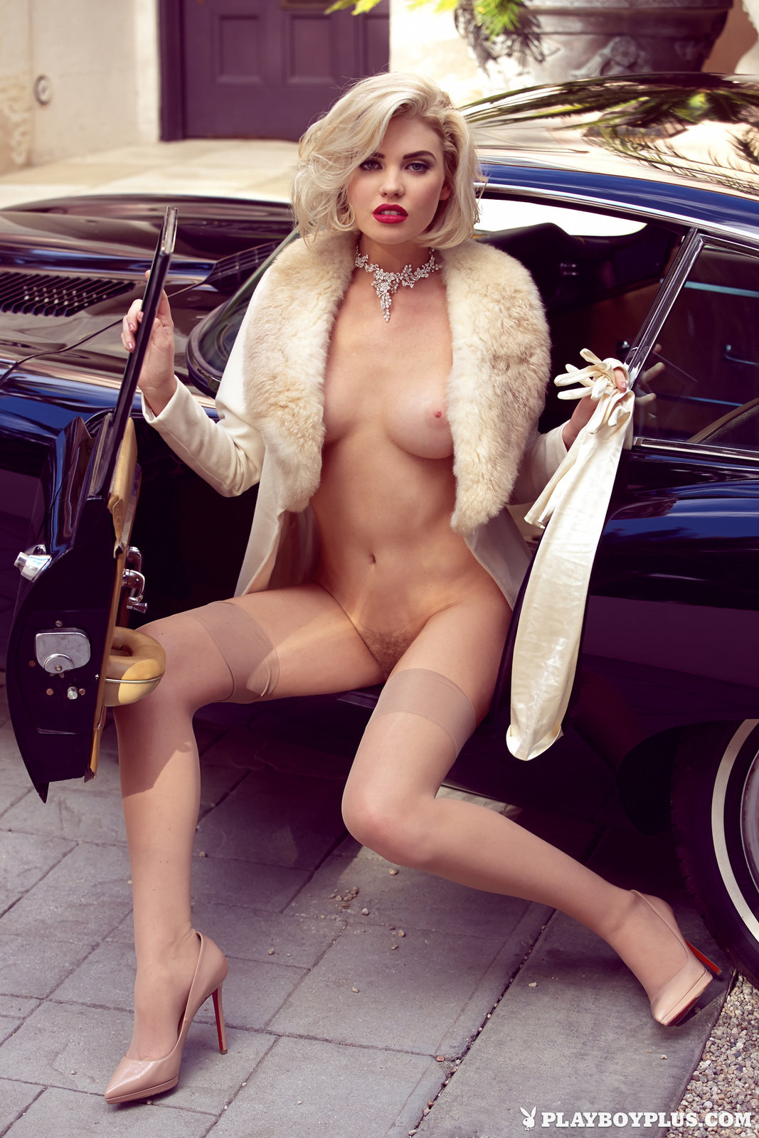 Kayslee Collins In A Classic By Playboy Plus 12 Photos -7530