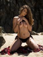 Lauren Lee in Beachfront Paradise by Playboy Plus (nude photo 6 of 12)