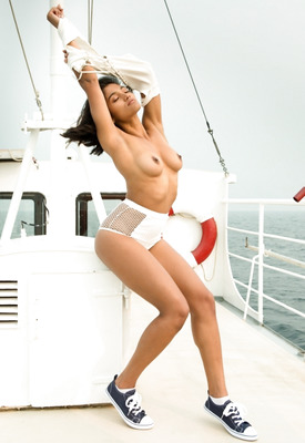 12 Pics: Angel Constance in Sensual Voyage by Playboy Plus