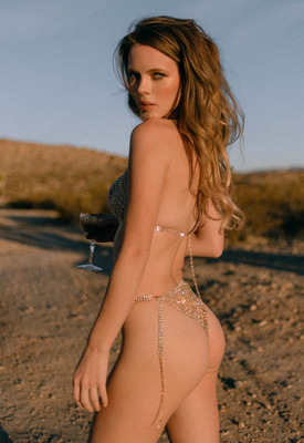 12 Pics & Free Video: Ora Young in Dessert Shimmer by Playboy Plus