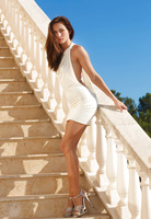 Sex Art model Michaela Isizzu in Kanatu (nude photo 2 of 16)
