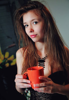 Mila Azul in Morning Coffee by Sex Art (nude photo 1 of 12)