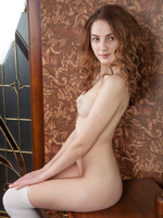 Olory in Curly Girlie by Showy Beauty (nude photo 16 of 20)