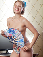 Sandra in Delicious Cake by Showy Beauty (nude photo 9 of 20)