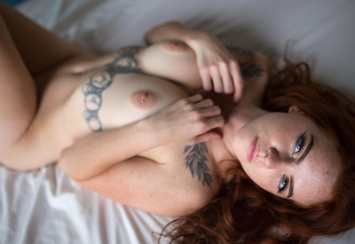12 Pics: Bengal in Just Peachy by Suicide Girls