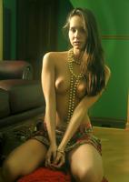 Nastya J. in Desire (nude photo 6 of 16)