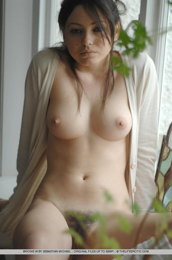 Nude Beauty Hairy