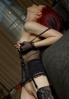 Sadistra in Fetish (nude photo 5 of 16)