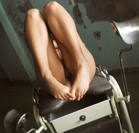 The Life Erotic model Saju A in Sex Chair (nude photo 13 of 16)
