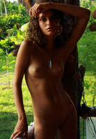 Jacinta B in The Canvas by The Life Erotic (nude photo 6 of 16)