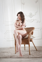 Serena Wood in Comfort by The Life Erotic (nude photo 9 of 16)