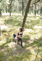 Mira V in Forest Dreams by The Life Erotic (nude photo 6 of 16)