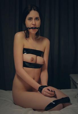 16 Pics: Sade Mare in Dark Arousal by The Life Erotic