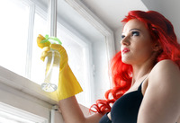 Ferggy in Spring Cleaning by The Life Erotic (nude photo 1 of 12)