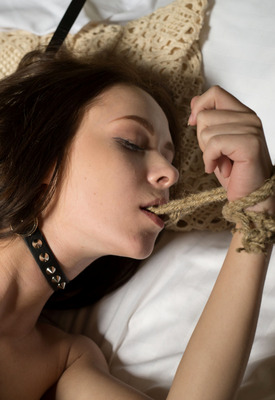 16 Pics: Nata in Unrestricted Orgasm by The Life Erotic