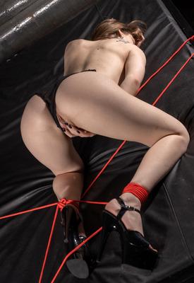 16 Pics: Kiere in Restrictive Pleasure II by The Life Erotic