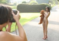 Nika in Bear (nude photo 3 of 16)