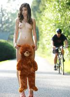 Nika in Bear (nude photo 6 of 16)
