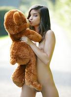 Nika in Bear (nude photo 10 of 16)