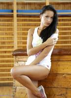 Mira in School Exercise (nude photo 3 of 16)