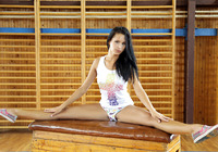 Mira in School Exercise (nude photo 7 of 16)