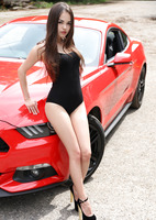 Li Moon in Mustang by Watch4Beauty (nude photo 1 of 16)