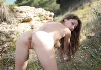 Milla Azul in Walking On The Hills by Watch4Beauty (nude photo 13 of 16)