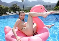 Milla in Flamingo by Watch4Beauty (nude photo 2 of 16)