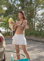 Denisse Gomez in Car Wash by Watch4Beauty (nude photo 2 of 16)