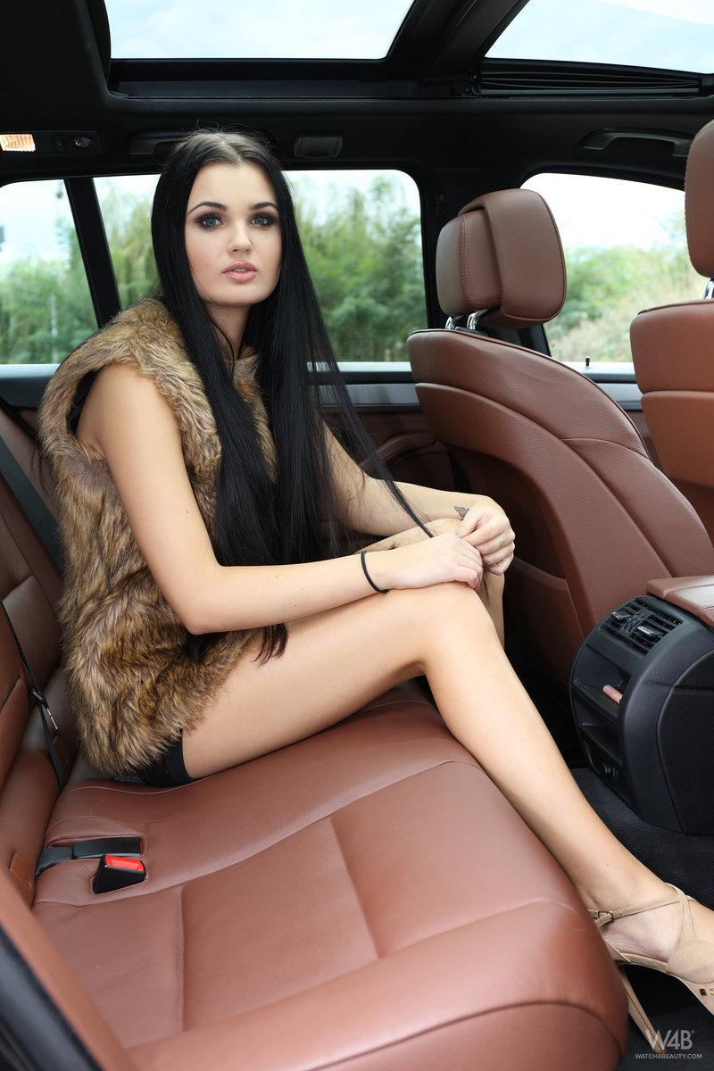 Back Seat Nude