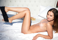 Milana in Pizza In Bed by Watch4Beauty (nude photo 6 of 16)