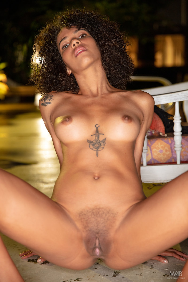 Abril In Curly And Hairy By Watch4Beauty 16 Photos -6001