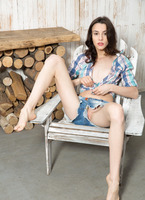 Olyvia in Wooden Design by Watch4Beauty (nude photo 4 of 16)