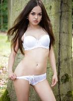 Li Moon in Forest by Watch4Beauty (nude photo 6 of 16)