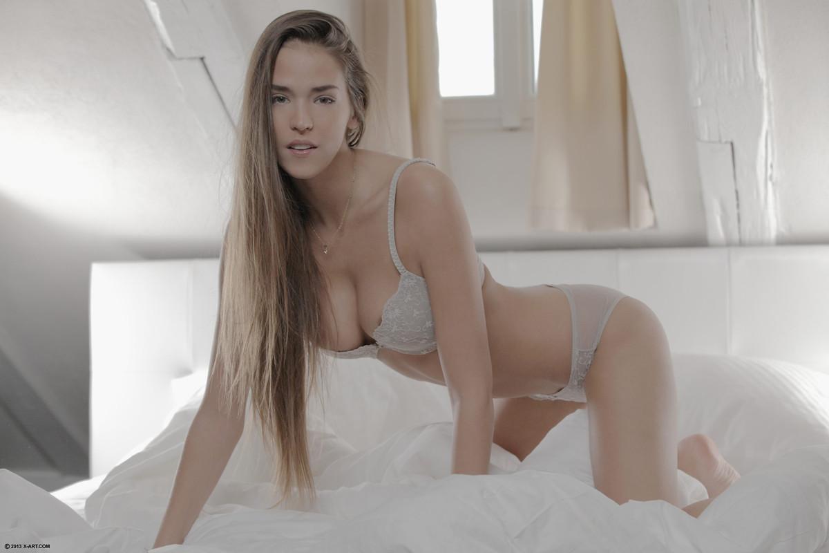 Hegre art nude Silvie