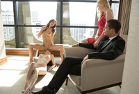Kaylee, Jenna & Sammy in Brazilian Love Affair (nude photo 5 of 16)