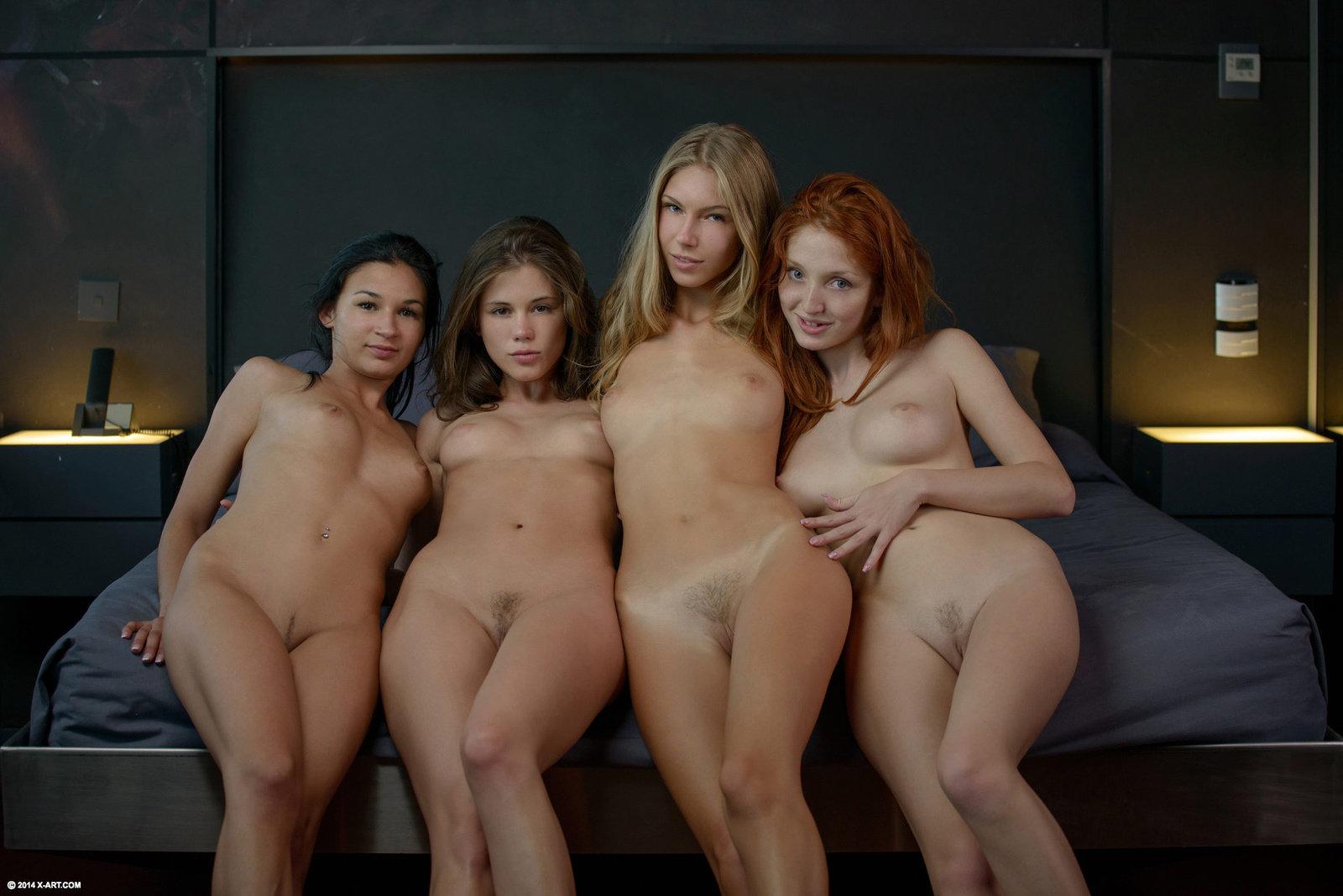 Quadratic Sexquation By X-Art 16 Photos  Erotic Beauties-5067