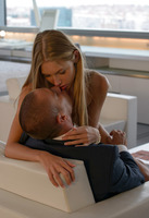 Caprice & Angelica in Awe Inspiring Orgy (nude photo 4 of 16)