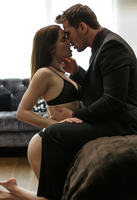 X-Art Jenna in The Secretary (nude photo 1 of 16)