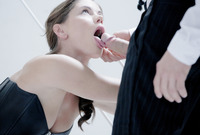 X-Art Caprice in Bring Me To My Knees (nude photo 12 of 16)