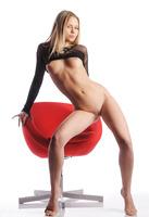 Aria in The Secretary (nude photo 7 of 16)