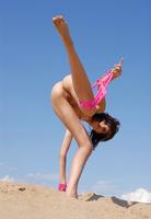 Natasha in Pink Pearls (nude photo 11 of 16)