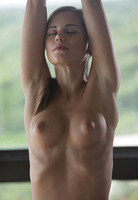 Caprice in Sexy Yoga Cutie by X-Art (nude photo 7 of 16)