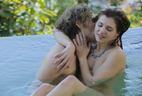 Leah Gotti in Tropical Sexcapades Part II by X-Art (nude photo 7 of 16)