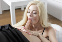 Scarlett Sage, Lily Rader & Elsa Jean in Triple Blonde Fantasy by X-Art (nude photo 2 of 16)
