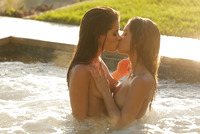Caprice and Uma Jolie in Wet Perfection by X-Art (nude photo 13 of 16)