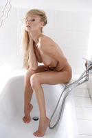 Nancy in LA Dreams In My Bath - The Big O by X-Art (nude photo 16 of 16)
