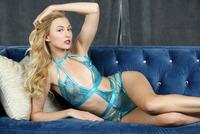 Alexa Grace in Beauty In Blue by X-Art (nude photo 3 of 16)