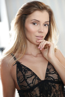 Mary Kalisy in Strip and Poke Her by X-Art (nude photo 2 of 16)